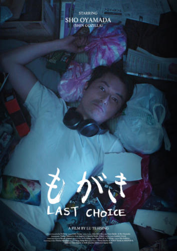 Last Choice Poster A4